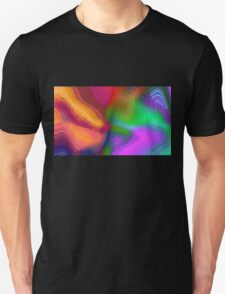 Magma iPhone / Samsung Galaxy Case Unisex T-Shirt