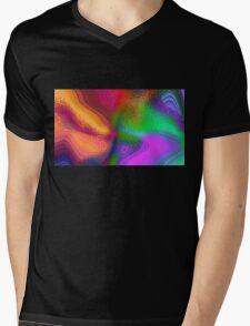 Magma iPhone / Samsung Galaxy Case Mens V-Neck T-Shirt