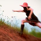 Running Up That Hill by Jessica Dzupina