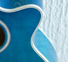 Blue Guitar by Manar87