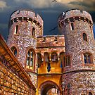Norman Gate by LudaNayvelt