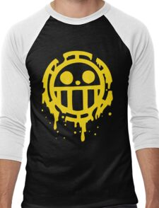 Heart pirates trafalgar law one piece Men's Baseball ¾ T-Shirt