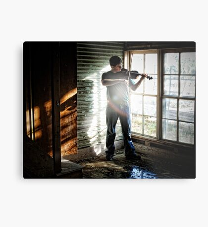 The Sound of Music..... Metal Print