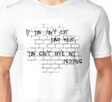 Meat & Pudding Unisex T-Shirt