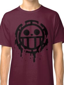 Heart pirates trafalgar law one piece 2 Classic T-Shirt
