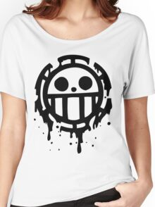 Heart pirates trafalgar law one piece 2 Women's Relaxed Fit T-Shirt