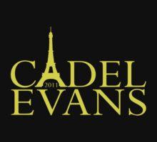 Cadel Evans - 2011 by zannox