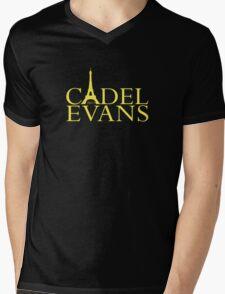 Cadel Evans - 2011 Mens V-Neck T-Shirt
