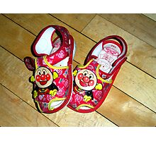 """Kid's Shoes.   Sole Mates!"" Photographic Print"