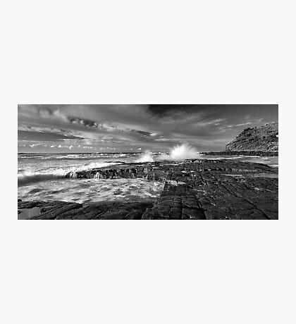 Fine Lines Photographic Print