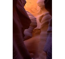 Sandstone Beauty - Antelope Canyon Photographic Print