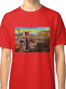 Persistance of Plastic Tee Classic T-Shirt