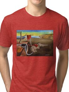 Persistance of Plastic Tee Tri-blend T-Shirt