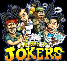A Bunch Of Jokers - Impractical jokers by LinkArtworks
