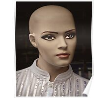 NY Mannequin Series #6: Yvette, A Lost Beauty Poster