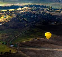 ballooning over Canowindra by linuxgear