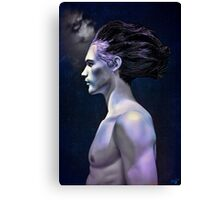 NY Mannequin Series #8: Alberico, The Elf Ruler Canvas Print