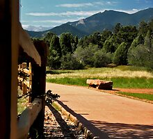 Garden of the Gods in CO Springs by AT-Photo