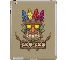 Aku-Aku (Crash Bandicoot) iPad Case/Skin