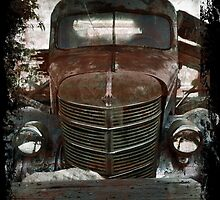 Old Rusted Beauty by LJ_©BlaKbird Photography