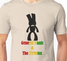 GP&TP w. text (rasta) T-Shirt