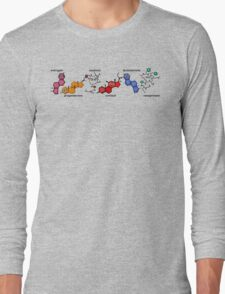 Hormones Long Sleeve T-Shirt