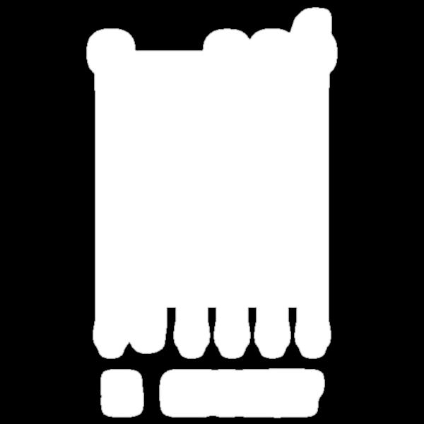 E Spooky (White) by actualchad