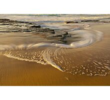 Swerling sands Photographic Print