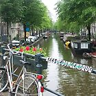 Amsterdam in Colour by Lana Callaby