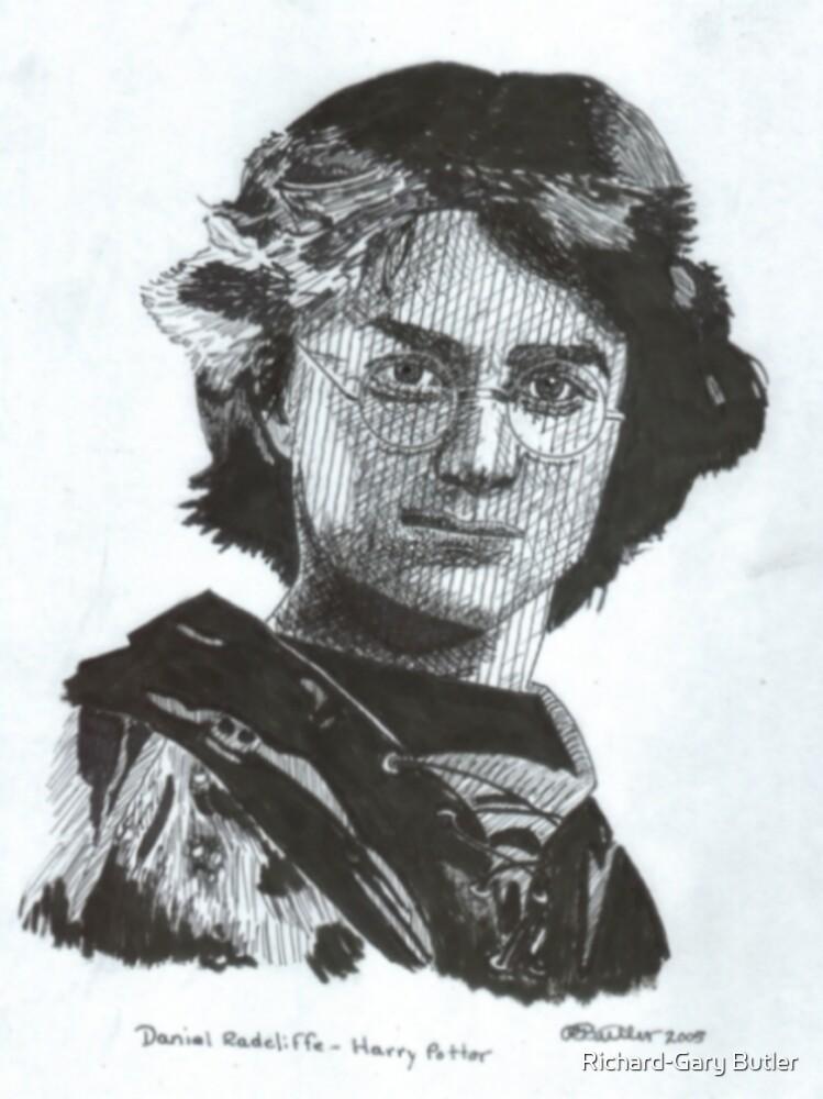 Harry Potter by WienArtist