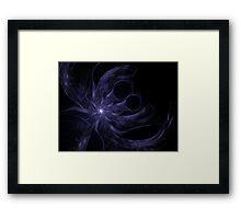 Banshee Fractal Abstract Art Framed Print
