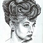 Lucille Ball by WienArtist