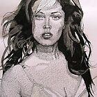 Megan Fox by WienArtist