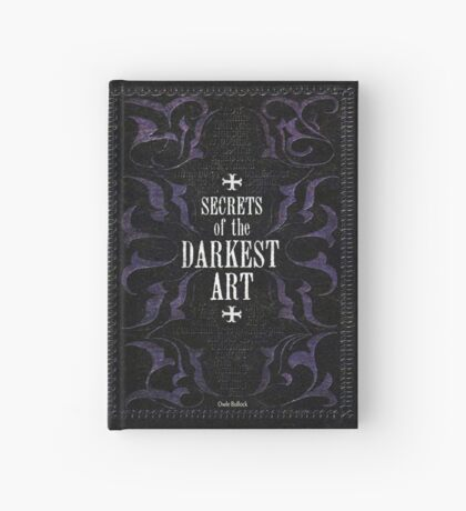 Owle Bullock's Secrets of the Darkest Art Hardcover Journal