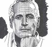 Paul Newman by WienArtist