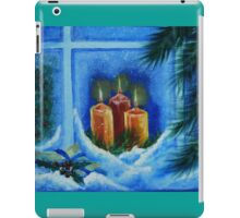 light up the way to your home iPad Case/Skin