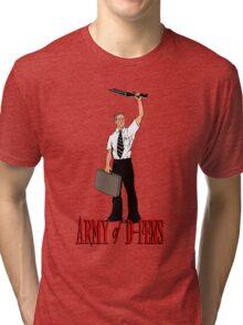 Army of D-Fens Tri-blend T-Shirt