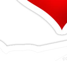 I Heart Dinos Sticker