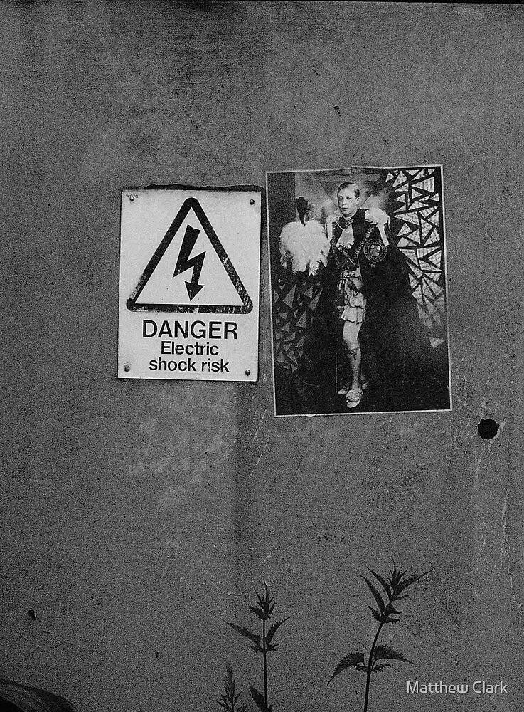 Danger by Matthew Clark