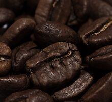 Coffee Beans by Matthew Clark