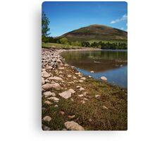 Glencoe Reservoir Canvas Print
