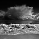 Storm Cloud Explosion by Jill Fisher