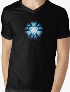 Artificial Heart Mens V-Neck T-Shirt