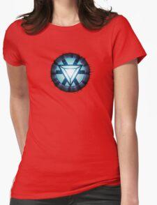 Artificial Heart Womens Fitted T-Shirt