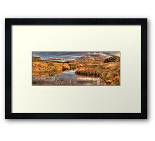 The Flow - Oberon NSW -  The HDR Experience Framed Print