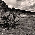 Wrecked (Mono) by Jason Ruth