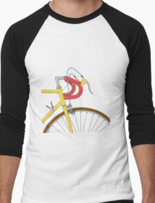 vintage bicycle Men's Baseball ¾ T-Shirt
