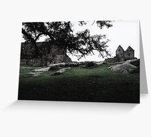 The Real Gormenghast -Castle in Denmark Greeting Card