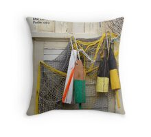 the Lord is righteous Throw Pillow