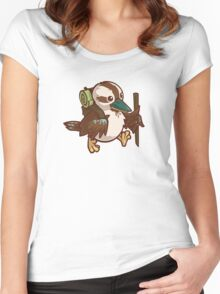 A Walk Women's Fitted Scoop T-Shirt